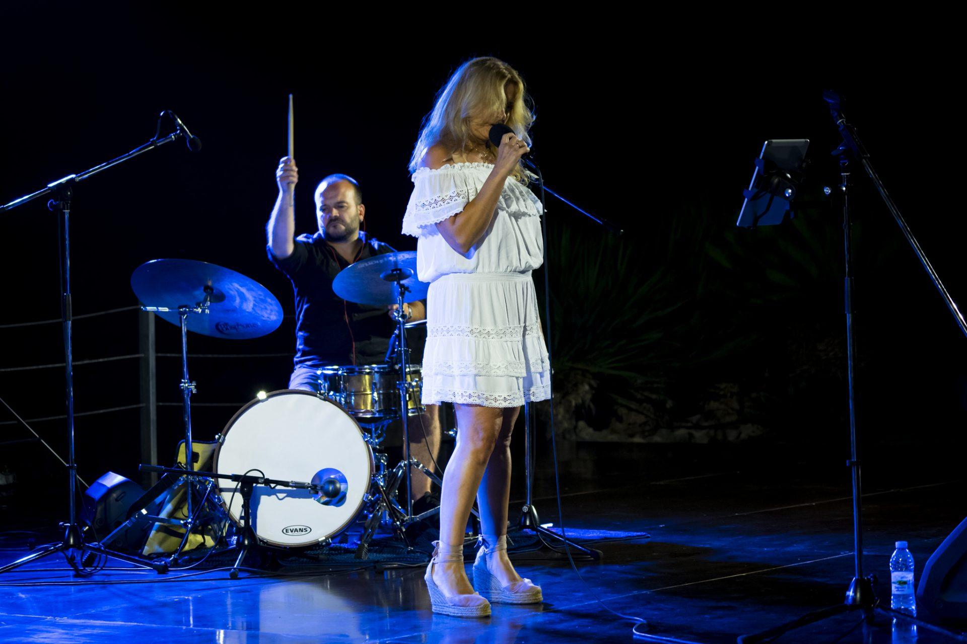 Jazz on the moonlight с Мирослава Кацарова