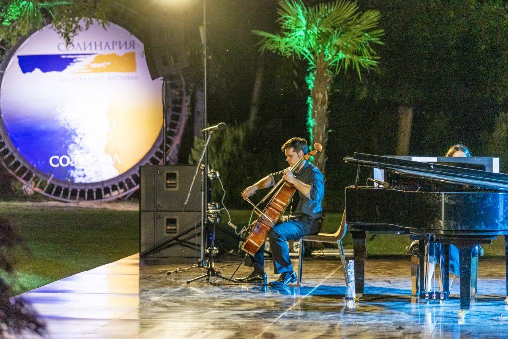 Вълнуващо откриване на СОЛИНАРИЯ - Младежки Арт Фестивал в Созопол